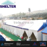 Outdoor sports court hall tents for Asian Beach Game events,biggest tents supplier by shelter tent manufacture in guangzhou