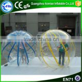 Amazing floating human sized giant inflatable walk on water balloon price                                                                                                         Supplier's Choice