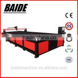 High accuracy CNC plasma cutting machine for stainless steel,aluminum sheet,iron sheet with CE