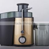 Stainless Steel Wide Feed Tube Electric Fruit Juicer 600w                                                                         Quality Choice