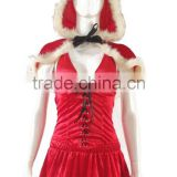 2014 cute christmas character costume