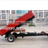 Hot sale 3t single axle dump truck trailer in trailers made in joyo                                                                                                         Supplier's Choice