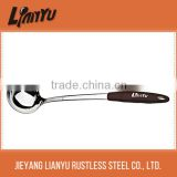 High quality kitchen tool stainless steel soup ladle