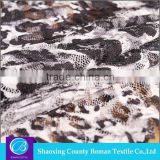 wholesale fabric china Best selling clothing use nylon net fabrics design