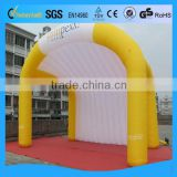Top grade hot sale inflatable garage tent new