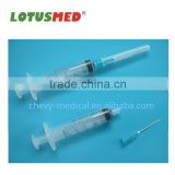 Cheap price 1ml/2ml luer lock disposable syringe                                                                         Quality Choice