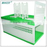 Plastic Racing Pigeon Cage Pigeon Carrier