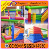 Best PVC material Commercial Inflatable Bouncer Castle, Kids Inflatable Jumping Bouncer, Inflatable Bouncer