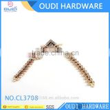 Lady Sandal Chain Accessories,Flower Shape Shoe Hardware,Slipper Shoe decoration Accessories                                                                                         Most Popular