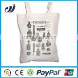 fashionable fancy 100% cotton canvas bag printed/carrier bags printed/cotton canvas tote bag
