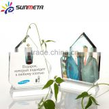 High Quality K9 Crystal Popular Style Photo Crystal Crystal Promotional Wedding Souvenirs For Sale Price