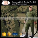 cotton poly multicam olive green camouflage fabric