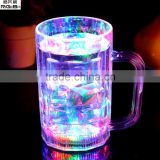 Color Light Flashing Bar Pub LED Beer Wine Cup Liquids activated or Button Control