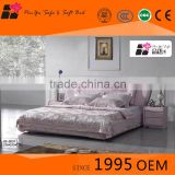 Hot selling soft bedroom furniture korea sex massage bed from factory supply with sleeping bed good price