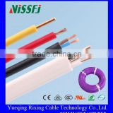5 core power cable 4mm Copper or CCA core cables and wires