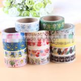 Custom adhesive Japanese adhesive masking tape washi tape                                                                                                         Supplier's Choice