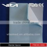 Medical disposable dental apron