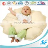 U shape cotton fabric soft micro fiber filling cushion body pillow for baby keep balance