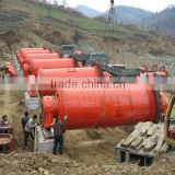 High capacity with factory price gold mining ball mill