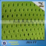 100 polyester mesh fabric/polyester tricot warp knitted fabric/mesh fabric for clothing,lining,shoes