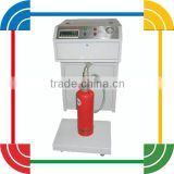 Fire Extinguisher Dry Powder Filling Machine Testing Equipment