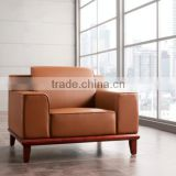 A522# Living room furniture wooden corner sofa set design,leather sofa set in office sofas