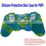 Hot selling,Silicone Protective Skin Case Cover for Sony PS2 PS3 Controller