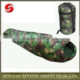 2015 Modular sleeping system Military Camouflage Sleeping Bag Army extreme condition Camping Multiple Camouflage Sleeping Bag