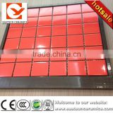 pure red glazed tile bathroom,spanish mosaic swimming pool tiles,decorative china ceramic wall tiles