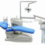 Europe Dental Chair Unit With Big Operating LED Light
