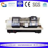 QK1322 CNC Pipe Thearing Horizontal Turning Center Pipe Threading Lathe Machine with Fanuc Controller