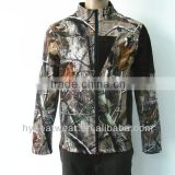 Wholesale Softshell Camo Hunting Jacket/motorcycle jacket/motorcycle racing suits/electric heating jacket