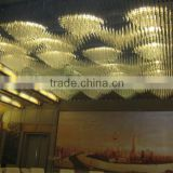 hotel lobby crystal light,large led crystal chandeliers,                                                                         Quality Choice