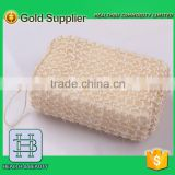 Factory wholesale 2016 natrual sisal bath sponge