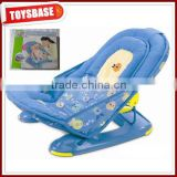 Mothers touch summer bubble fish baby shower chair cartoon baby bath seat wholesale