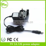 "5V UK 2A Power Supply Charger DC Adaptor for 7"" 8"" 10.1"" CNM Andriod Tablet PC"