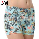 Professional Factory Athletic Apparel Sublimation Yoga Pants Cheap Wholesale Yoga Shorts