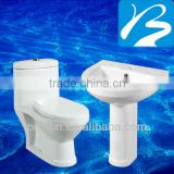 Ceramic Children's Sanitary Ware Suite