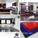aluminum foil faced for kitchen furniture decorative wall panel aluminum composite panel distributor