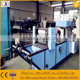 Embossing and Folding Printing Paper Napkin Folder Machines/Facial Tissue Production Line