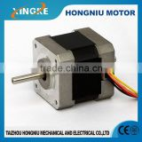 Widely used NEMA 17 CE&ROHS China Stepper Motor, HIGH TORQUE, LOW NOISE stepping motor