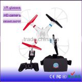 2015 HD professional camera and vacuum chuck for RC Helicopter Drone UAV can be auto return