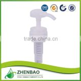 2015 New design bathroom hand wash liquid dispenser china manufacture from Zhenbao factory