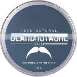 MELAO Beard & Mustache Balm / Oil / Wax / Leave In Conditioner 2.0 oz - 100% Natural Conditioning that Soothes Itching -