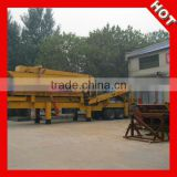 brand new Movable Stone Crushing Plant, crushing & screening plant,flexible mobile crusher plant for aggregate crushing