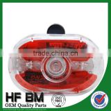 high quality bike tail light,different bicycle spare parts with high quality and good price for you