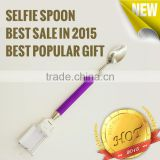 New Arrival Monopod Selfie-stick Spoon With Good Quality
