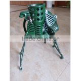 manufacture 6kg manual corn sheller /hand operated maize thresher/sheller for Mexico market