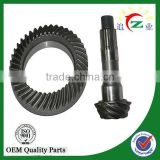 high quality trike crown wheel bevel Gears and Shafts