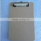 Alibaba Trade Assurance A5 MDF Clipboard With Metal Clip